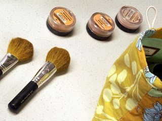 So important, but often ignored.  Not only does cleaning your brushes improve make-up application, it also eliminates acne resulting from bacteria built up on neglected brushes!