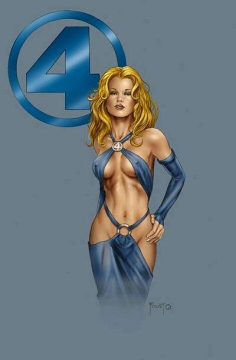 girls very hot invisible woman
