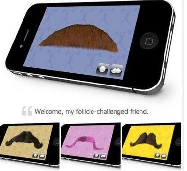 Are you part of Movember?  Check out the Mustache Wisdom app for inspiration