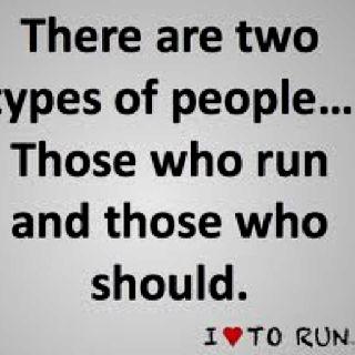 ;) #running