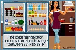 Note Down What the Ideal Refrigerator Temperature Should Be: Ideal Refrigerator Temperature… #Life_Style #toronto_winestorage #winestorage
