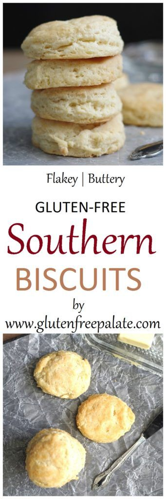 How about a warm, flaky, buttery Gluten-Free Southern Biscuit? They are easy to…
