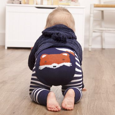 Fox Stripe Long Johns, Trousers and Dungarees For Boys, Boys Clothes, Girls and Boys