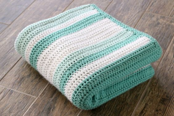 Stripe Pattern Generator Knitting : Double crochet, Beginner crochet and Generators on Pinterest