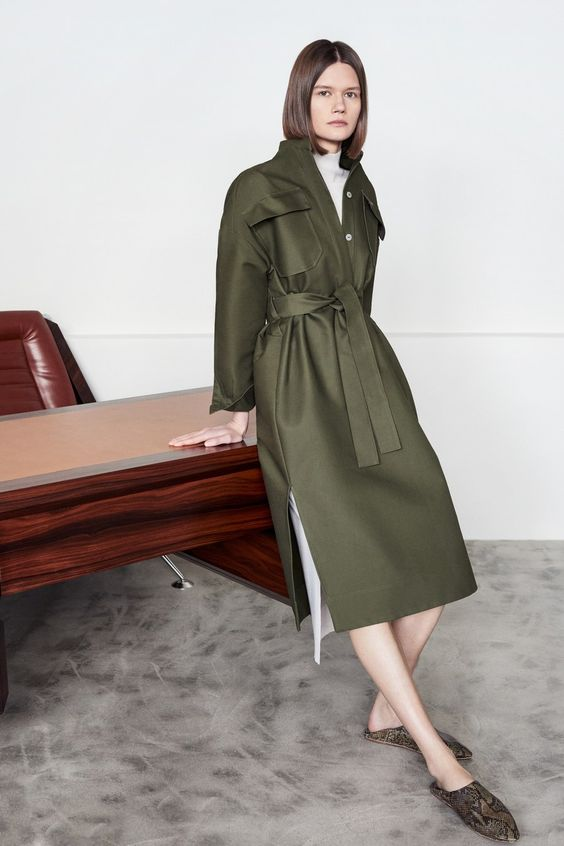 Co Pre-Fall 2019 collection, runway looks, beauty, models, and reviews.