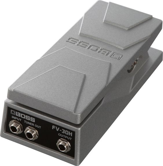 BOSS - FV-30H/-30L | Pedal de Volume