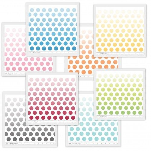 Cotton Ombre Dots from Riley Blake