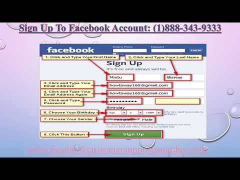 How To Recover Facebook Password Without Confirmation Reset Code How To Sign Up In Facebook Account 1 888 343 9333 Signup Signs Facebook Sign Up