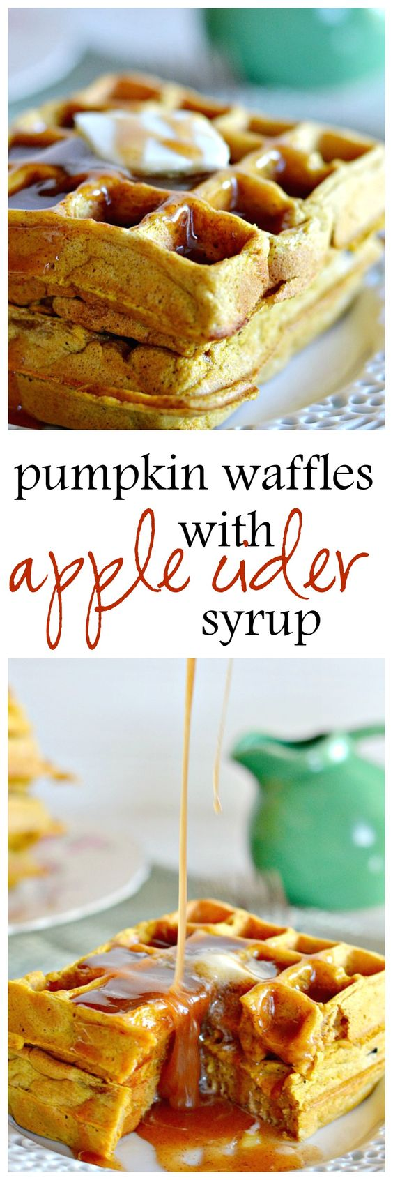 apple cider syrup pumpkin waffles apples pumpkins waffles meet girls ...