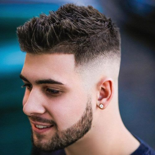 23 Best Spiky Hair Ideas And Styles For Men 2020 Update Hair Ideas Men Spik Hair Ideas Men Spik Spiky Sty In 2020 Mid Fade Haircut Spiky Hair Tapered Hair