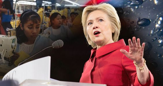 Why the heck has Hillary Clinton appointed a pro-TPP, pro-fracking LOBBYIST to…