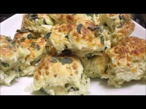 عجينه لذيذه بالجبن و اوراق الزعتر الاخضر طعم خيالي Youtube Savory Appetizer Lebanese Recipes Recipes