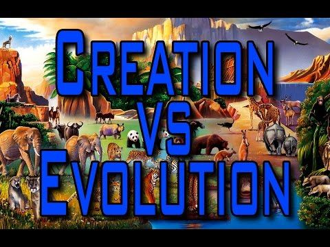 an argument in favor of creationism The evolution controversy the issue: what restrictions does the first amendment place on the ability of states and school boards to restrict the teaching of evolution or encourage the teaching of creation science in the public school classrooms.
