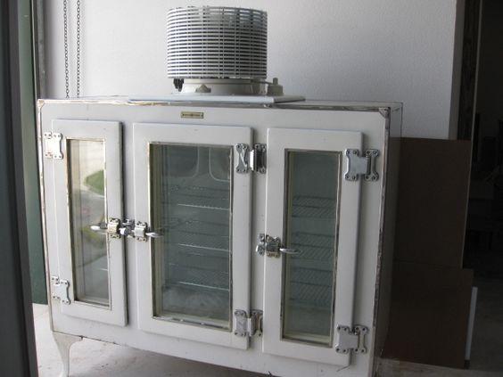 Vintage Refrigerator Monitor And Refrigerators On Pinterest