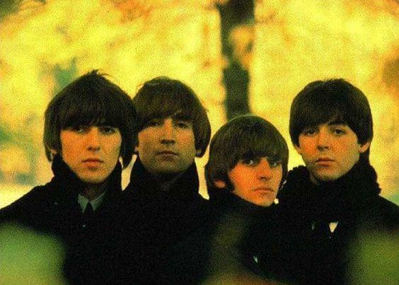 Beatles - Always loved this pic.