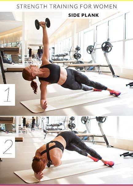 Fitness Motivation Women Abs Workout motivation, Fo...