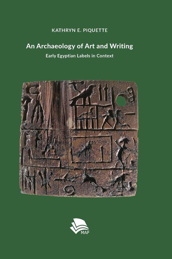 Resultado de imagen de An Archaeology of Art and Writing