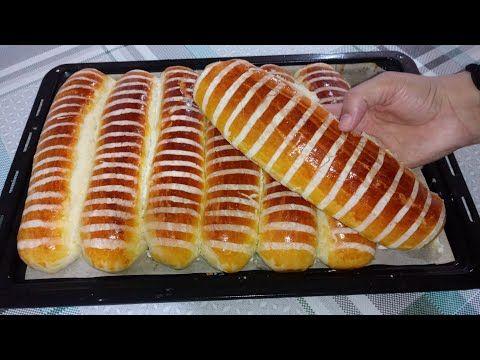 Brioche متعي عايلتك بهاد البريوش اقتصادي مقطن واخف من الريشة واسهل منو مكانش وراح تحبوه كبار وصغار Youtube Hot Dog Buns Food Bread