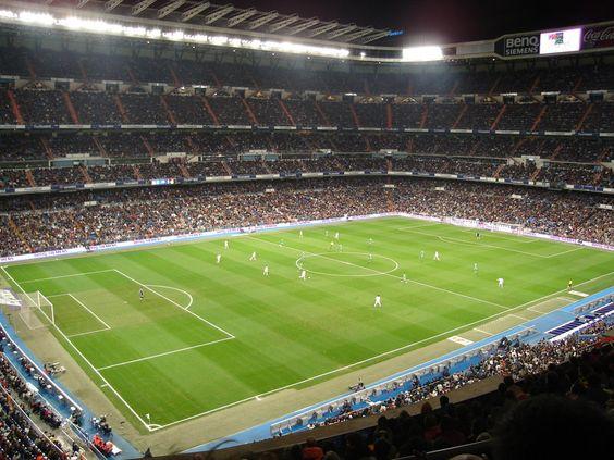 Real Madrid, The Bernabeu Stadium