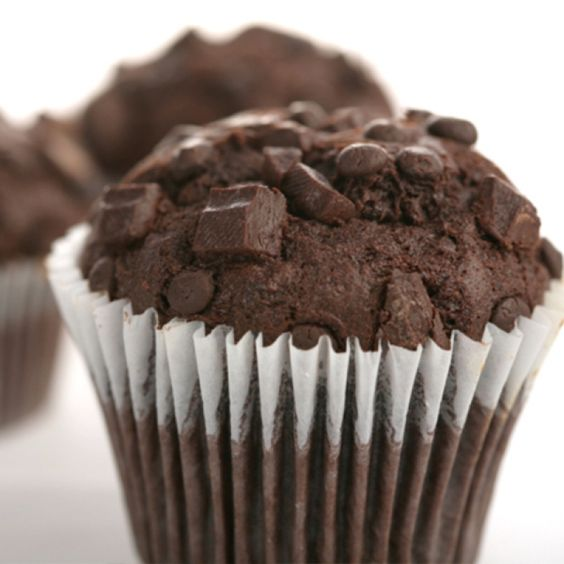 This a simple chocolate cupcakes recipe is topped with bits of chocolate chunks.. Chocolate Cupcakes Recipe from Grandmothers Kitchen.