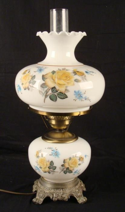 Hurricane Lamps Lamps And Antiques On Pinterest