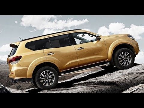 Best Images Of New Nissan Terra 2019 With Images Nissan