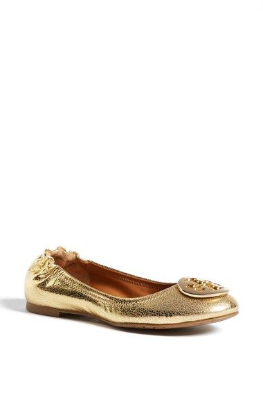 Buy Tory Burch Minnie Travel Ballet Flats in Black and other Flats at gimesbasu.gq Our wide selection is eligible for free shipping and free returns.