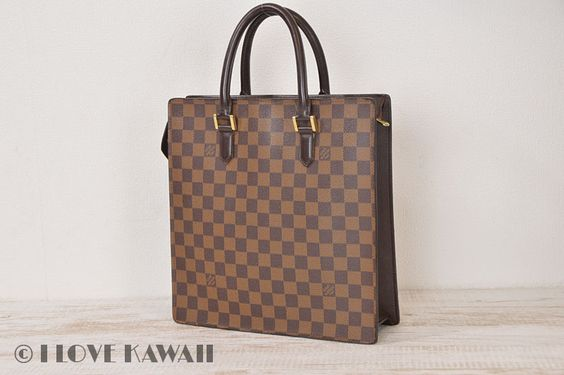 Louis Vuitton Damier Ebene Venice Tote Bag N51145