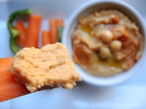 hummus saludable,receta hummus,receta hummus autentico,receta hummus garbanzos
