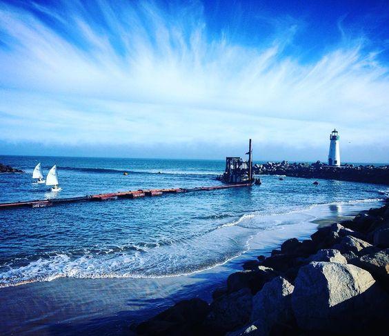 Santa Cruz CA:  by nanidubbaka