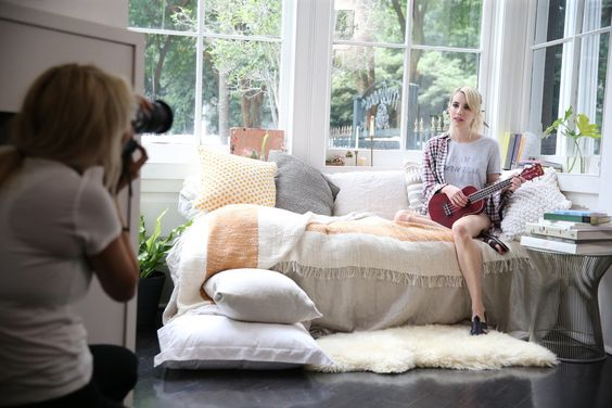 Emma Roberts's Unretouched Aerie Campaign Will Inspire You to Embrace Your Body: Modeling and Photoshop have long gone hand and hand — but  Aerie is out to change that.