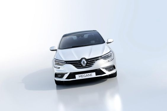 Fotos del Renault Mégane Grand Coupé