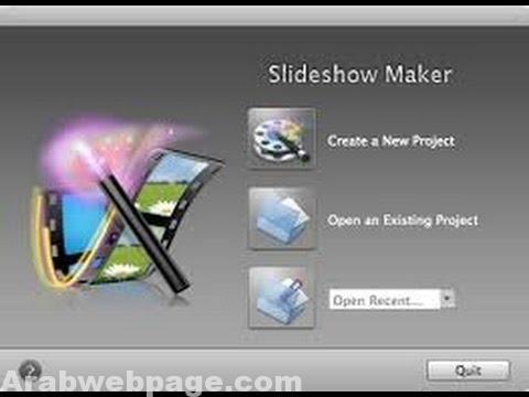تحميل برنامج دمج الصور مع الصوت للاندرويد Merge Images Audio الصفحة العربية Free Slideshow Maker Slideshow Mac Os X Yosemite