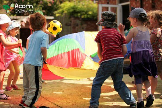 © Acorn Childcare 2014 - http://www.acornchildcare.co.uk
