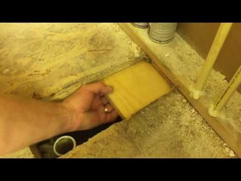 How To Convert A Tub Shower To A Walk In Shower Part 4 Youtube