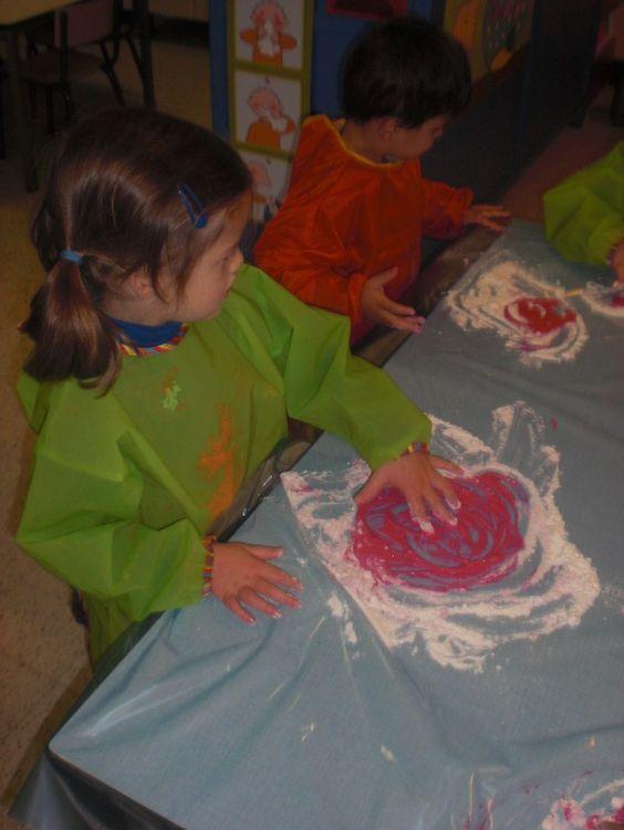 Thema 'Jules is jarig!' - taart bakken (LaLaLien)