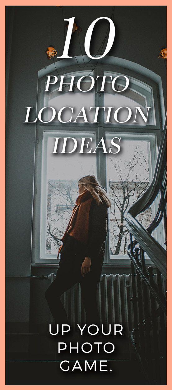Photography location ideas