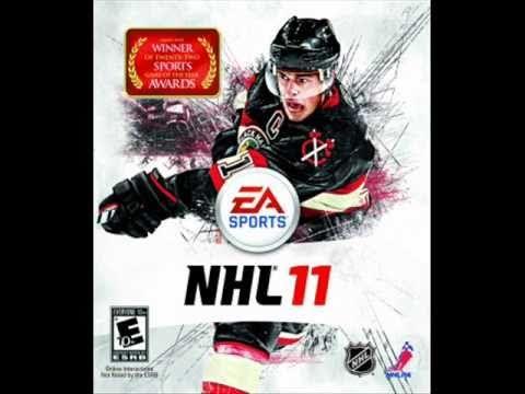 NHL 11 SOUNDTRACKS - EUROPE-THE FINAL COUNTDOWN.