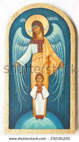 Angeles Iconos Ortodoxos Fotos, imágenes y retratos en stock | Shutterstock