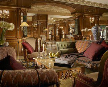 Parco Dei Principi Grand Hotel and Spa in Rome, Italy- very classy