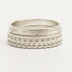 Image of Stacking Ring - Branches