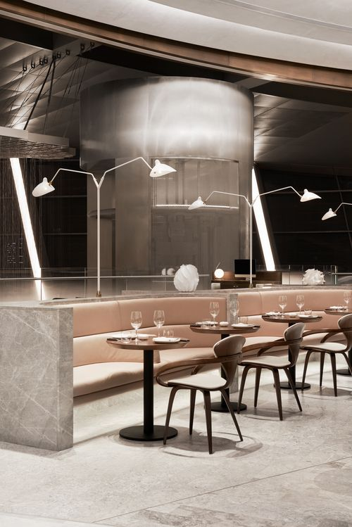 Sean Connolly At Dubai Opera By Alexander Co And Tribe Studio Architects Australian Interio Bar Interior Interior Design Dubai Contemporary Interior Design