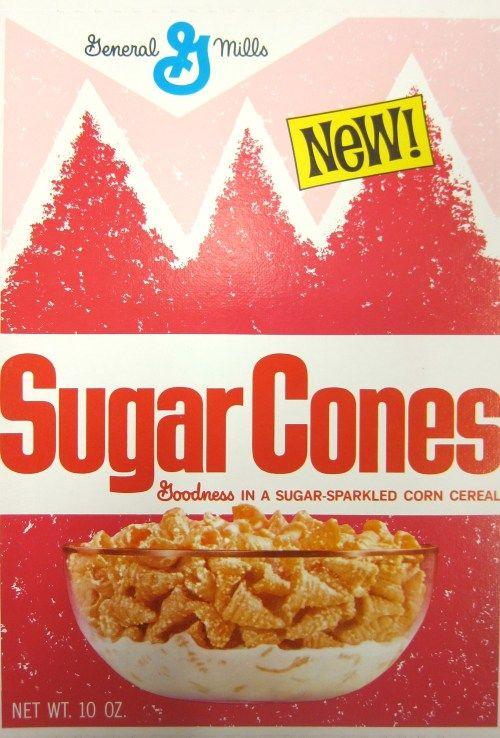Sugar Cones Ever Wondered What Sugar Kissed Bugles Would Taste