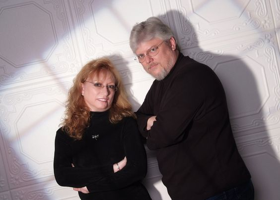 "Authors Jack Gannon and Cyndi Williams Barnier, ""Murder in Twos and Threes"""