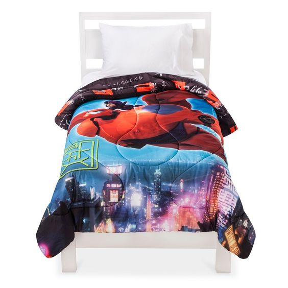 Disney Big Hero 6 Comforter - Twin,