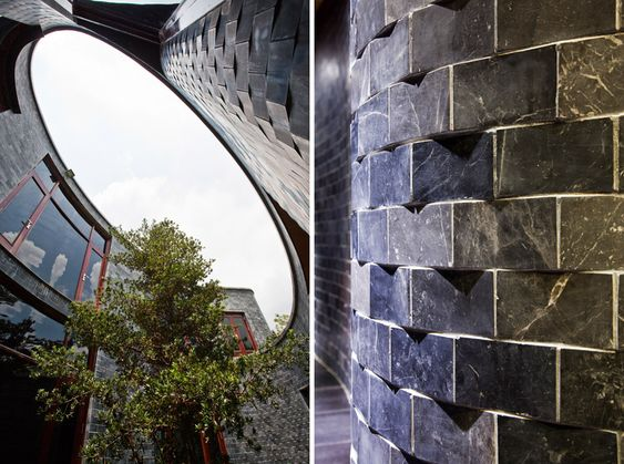 vo trong nghia architects: stone house