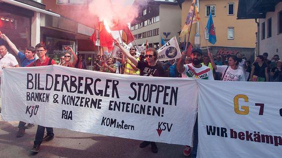 Welt-Elite trifft sich in Dresden: Bilderberger verteidigt Geheim-Konferenz