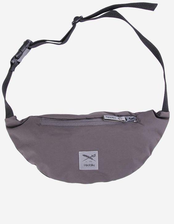 iriedaily - City Zen Hip Bag anthracite
