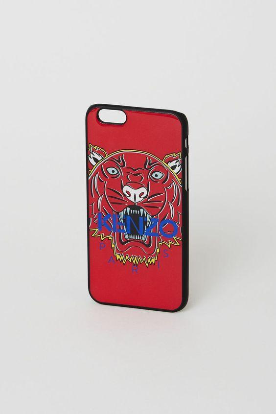 Coque Iphone S Kenzo Tiger