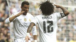 Blog Esportivo do Suíço:  Com brasileiros garçons, Real Madrid bate Las Palmas e mantém liderança